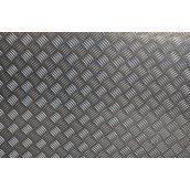Лист рифленый 6 мм