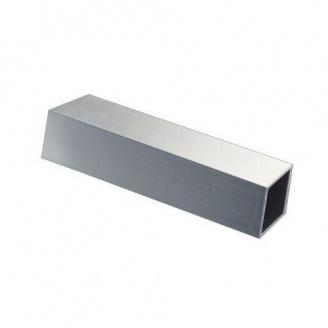 Алюминиевая труба прямоугольная AS 80x20x2 мм