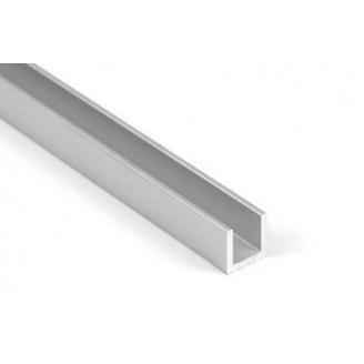 Алюминиевый П-образный профиль AS 55x23x2,5 мм