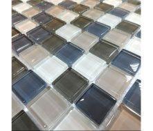 Мозаїка скляна VIVACER MixC04 300x300 мм