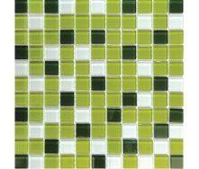 Мозаїка скляна VIVACER MixC012 300x300 мм