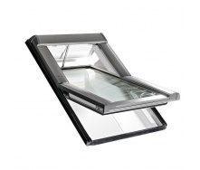 Мансардное окно Roto Designo R45 H WD RotoTronic E 54х78 см