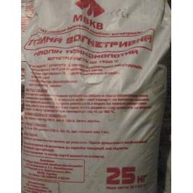 Огнеупорная глина 25 кг