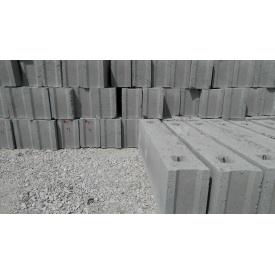 Фундаментный блок 238х40х58 мм