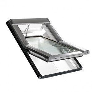 Мансардне вікно Roto Designo R45 H WD RotoTronic E 54х78 см