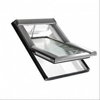 Мансардное окно Roto Designo R45 H WD RotoTronic E 65х118 см