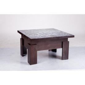 Журнальний стіл-трансформер Дельта Мікс-меблі 750x750x450 мм