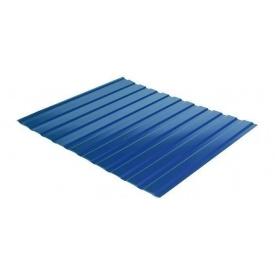 Профнастил Rauni C-10 1190/1140 мм 0,5 мм MAT Polyester SeAH Steel (Корея) RAL 5005
