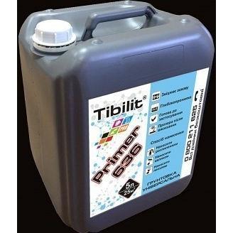 Грунтовочная эмульсия Tibilit Primer 636-5 5 л