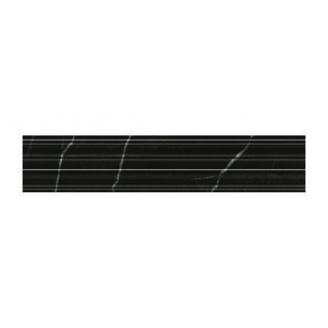 Фриз Golden Tile Absolute Modern 300х60 мм чорний (Г2С371)