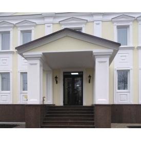 Виготовлення алюмінієвих вхідних дверей