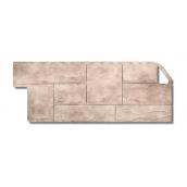 Фасадная панель Альта-Профиль Гранит 1160х450х20 мм Саянский