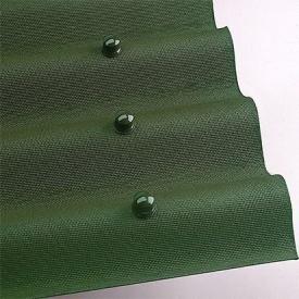 Лист покрівельний Onduline 3х950х2000 мм зелений