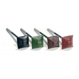 Гвозди кровельные Onduline 3,55х75 мм 100 шт зеленый