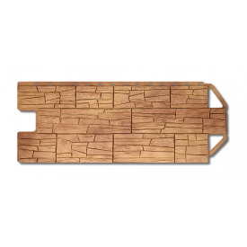 Фасадна панель Альта-Профіль Каньйон 1160х450х20 мм Невада