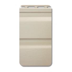 Сайдинг вініловий Альта-Профіль Flex двухпереломний 3660х230х11 мм сандаловий