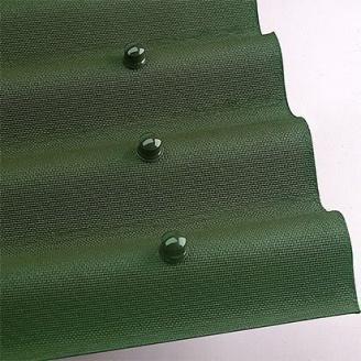 Лист кровельный Onduline 3х950х2000 мм зеленый