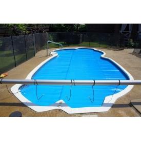Летняя энергосберегающая пленка для бассейна 3 м