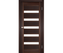 Двери межкомнатные Корфад PORTO Орех PR-03 800х2000 мм