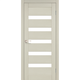 Двери межкомнатные Корфад PORTO Беленый дуб PR-03 800х2000 мм