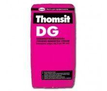 Самовыравнивающаяся смесь Tomsit DG 25 кг