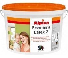 Фарба водоемульсійна Caparol Alpina Premiumlatex 3 B1 10 л