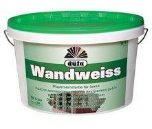 Краска водно-дисперсионная Dufa Wandweiss D1 10 л белая