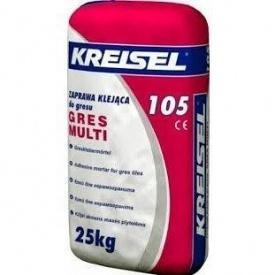 Клей для керамограніту Kreisel 105 25 кг