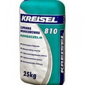 Гидроизоляционная смесь Кreisel 810 25 кг