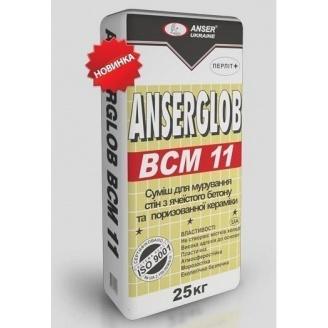 Смесь кладочная Anserglob ВСМ 11 25 кг