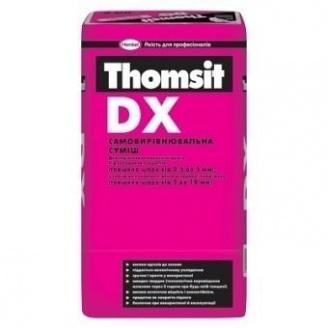 Самовыравнивающаяся смесь Tomsit DХ 25 кг
