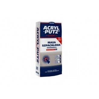 Шпаклівка Sniezka Acril-Putz Старт-фініш 20 кг
