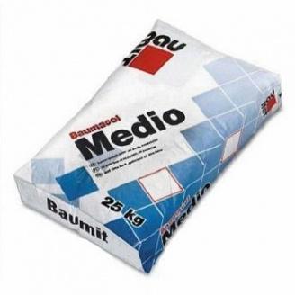 Клей с одновременным выравниванием основы Baumit Baumacol Medio 25 кг