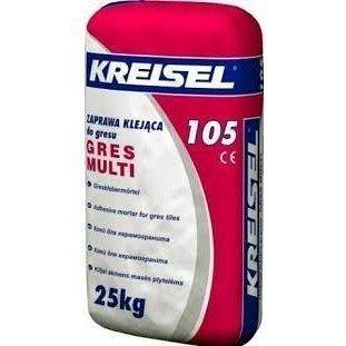 Клей для керамогранита Kreisel 105 25 кг