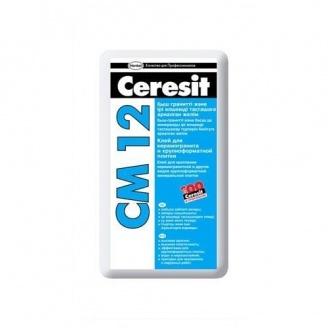 Клей для мрамора Ceresit СМ-12 25 кг