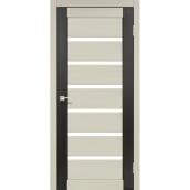 Двері міжкімнатні Корфад PORTO COMBI COLORE Білений дуб РС-01 800х2000 мм