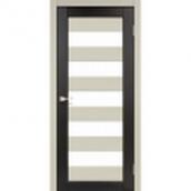 Двері міжкімнатні Корфад PORTO COMBI COLORE Білений дуб РС-04 900х2000 мм
