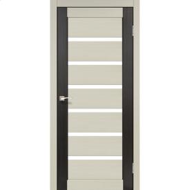 Двери межкомнатные Корфад PORTO COMBI COLORE Беленый дуб PС-01 800х2000 мм