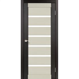 Двери межкомнатные Корфад PORTO COMBI COLORE Венге PС-01 600х2000 мм
