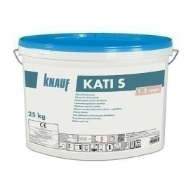 Штукатурка Knauf Kati S тонированная 25 кг