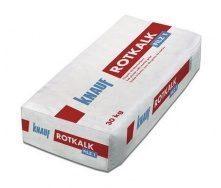 Штукатурка Knauf Rotkalk Filz 1 мм 30 кг