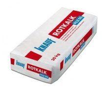 Штукатурка Knauf Rotkalk Filz 0,5 мм тонированная 30 кг