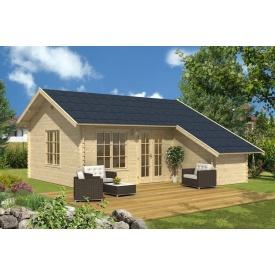 Возведение деревянного дачного домика