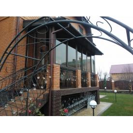 Раздвижные алюминиевые окна Рrofilco PR-26