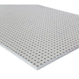 Гипсокартон Knauf Cleaneo Akustik linear 10/23R 4FF 12,5х1196х2001 мм белый