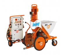 Штукатурная машина Knauf PFT G5 Super 6-85 л/мин
