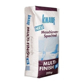 Шпаклівка Knauf Multi-Finish М 25 кг