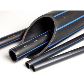 Трубa полиэтиленовая техническая 75х3,3 мм
