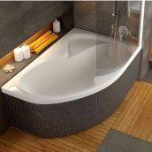 Ванна акриловая RAVAK Rosa II асимметричная 150x105 см правая