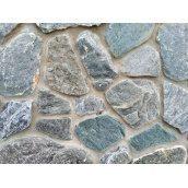 Природний камінь Сланець Темний малахіт катаний